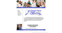 Preview of cedarparkfamilydental.net